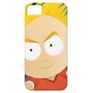 Anime Boy Full - Case-Mate iPhone 5 Barely There iPhone SE/5/5s Case