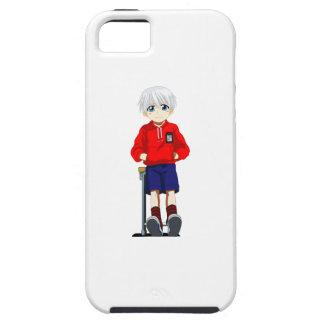 Anime Boy iPhone SE/5/5s Case