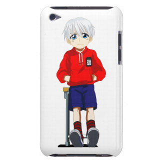 Anime Boy iPod Touch Cases