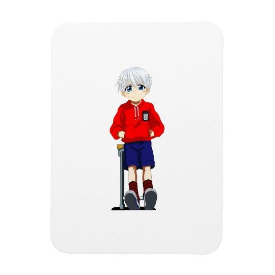 Anime Boy Magnet
