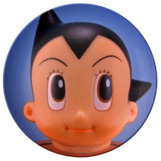 Anime Boy Plate