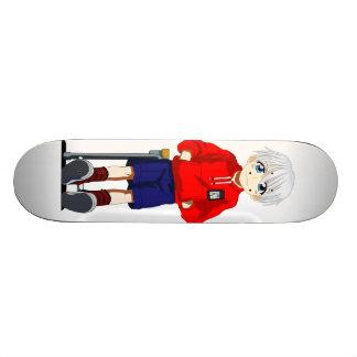Anime Boy Skate Board Decks