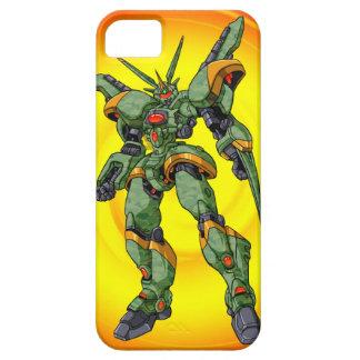 Anime Camo Robot iPhone 5 Cover