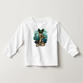 Anime Catgirl Art Toddler T-shirt