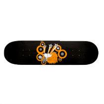 Anime Club Skateboard Deck