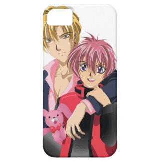 Anime Couple iPhone SE/5/5s Case