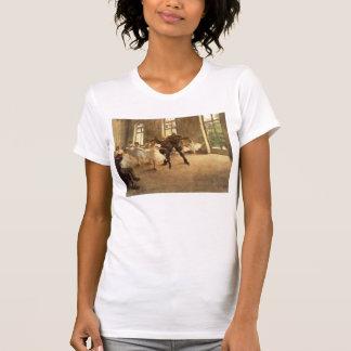 Anime Dancer Distressed T Shirt