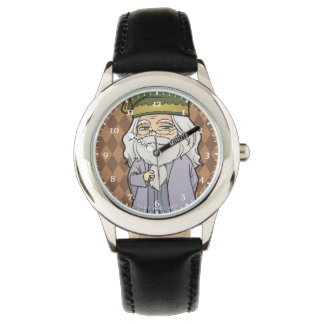 Anime Dumbledore Wristwatch