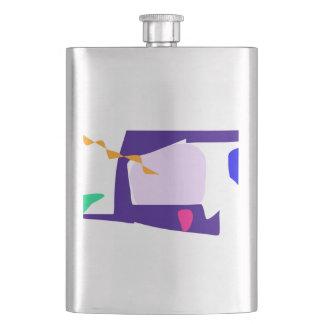 Anime Flask