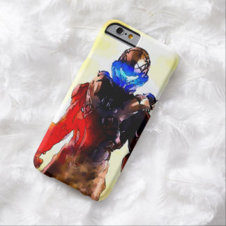 Anime Future Cyborg Soldier iPhone 6 Case