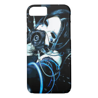 Anime Future Girl iPhone 7 Case