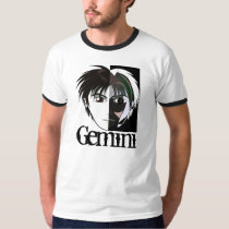 Anime Gemini T-shirt