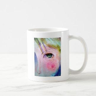 Anime Girl Coffee Mug