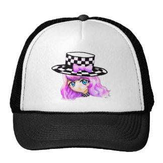 Anime Girl Manga Punk Lolita Harajuku Gothic Style Trucker Hat