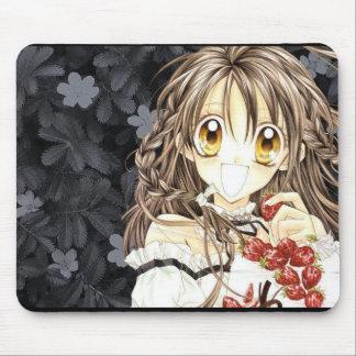 Anime Girl  Mouse Pad