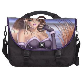 Anime Girl - Nikki Computer Bag