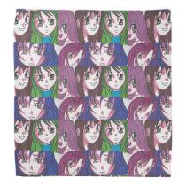 Anime Girls Bandana