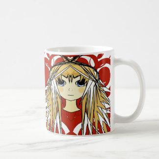Anime Girls Coffee Mug