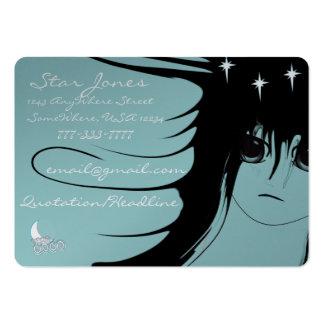 Anime Girls Large Business Card