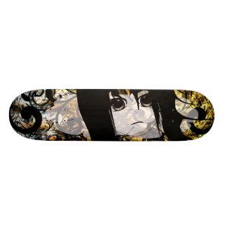 Anime Girls Skateboard Deck
