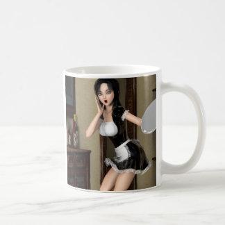 Anime Gothic Maid Isa Mug