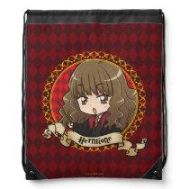 Anime Hermione Granger Drawstring Backpack