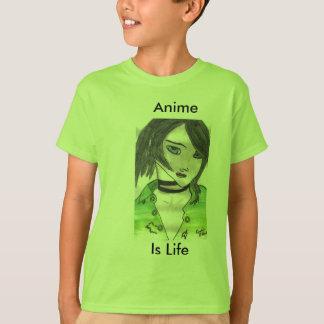 Anime Is Life T-Shirt