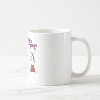 Anime Japanese Girls Giggling Coffee Mug