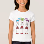 Anime Japanese Girls Giggling T-Shirt