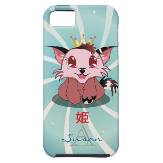 Anime Kitty - Hime, iPhone 5 Case