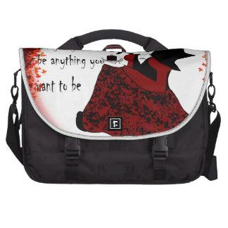 Anime Little Girl Vampire Computer Bag