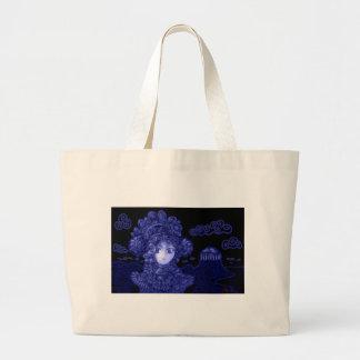 Anime / Manga Dark Gothic Princess Tote Bag