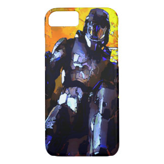 Anime Military Prototype Armor iPhone 7 Case