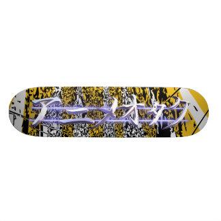 Anime Otaku Burst Skateboard Deck