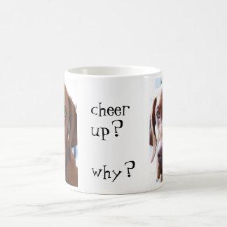 ¿anime para arriba? ¿por qué? taza de café