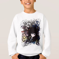 Anime Peace Grunge Sweatshirt