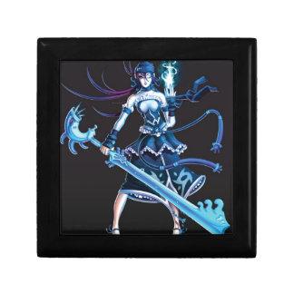 Anime Pirate Girl Keepsake Box