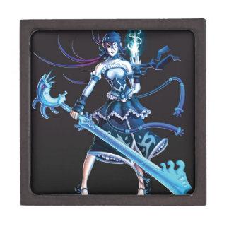 Anime Pirate Girl Premium Keepsake Box