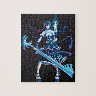 Anime Pirate Girl Puzzle
