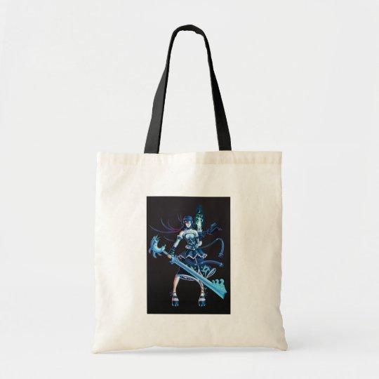 Anime Pirate Girl Tote Bag