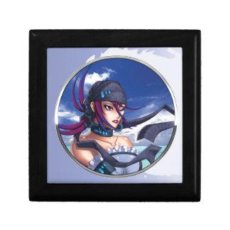 Anime Pirate Porthole Gift Boxes