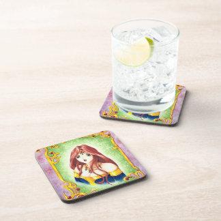 Anime Princess Coasters
