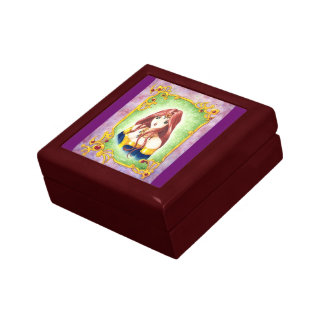 Anime Princess Trinket Boxes