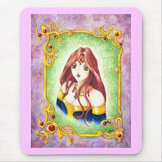 Anime Princess Mouse Pad