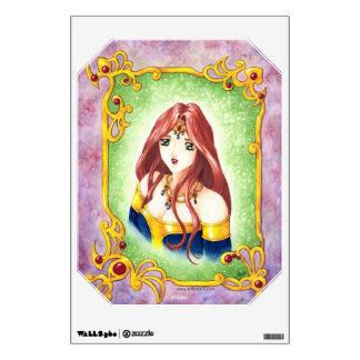 Anime Princess Room Graphic