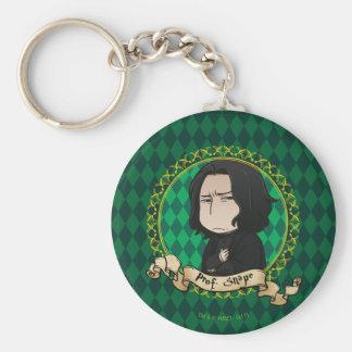 Anime Professor Snape Keychain
