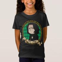 Anime Professor Snape Portrait T-Shirt
