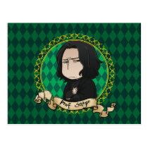 Anime Professor Snape Postcard