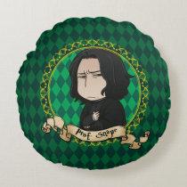 Anime Professor Snape Round Pillow