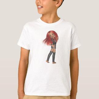 Anime Punk Rocker Shirt